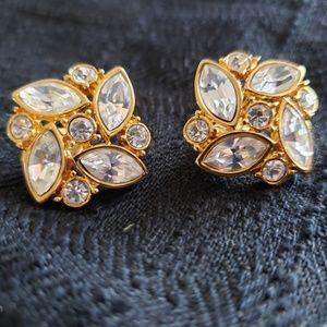 Monet Clip-on Earrings